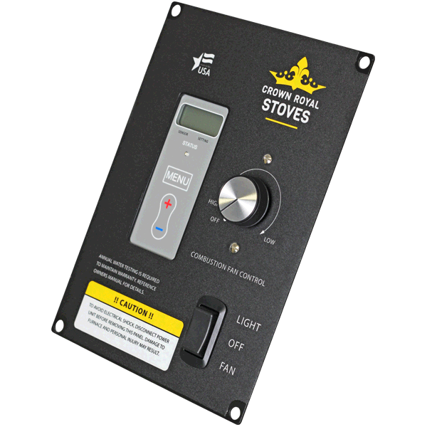 Air Blower Control Panel
